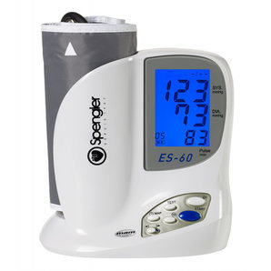 Spengler Electronic blood pressure monitor ES-60 with Cuff