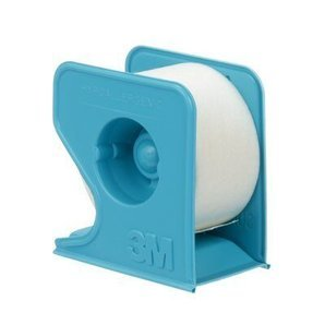 3M Non Woven Micropore Plaster with Dispenser (6 or 12 rolls)
