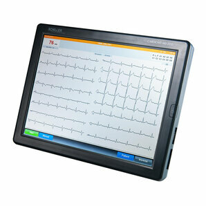 Schiller Cardiovit MS-2015 or MS-2010 ECG Device