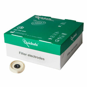 Quickels filter electrodes - QN 500.1 (Lot of 128)