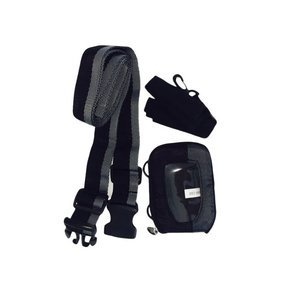 CM4000 reusable carrying pouch with belt and strap