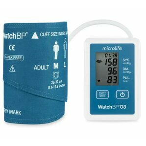 Microlife WatchBP O3 Blood pressure Holter