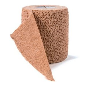 3M Coheban flesh-colored compression bandage (1 roll)