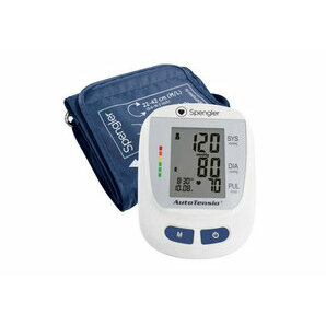 Spengler Autotensio Upper-Arm Electronic Blood pressure Monitor with Cuff