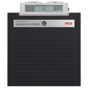 Electronic Flat Scale Seca 878 Foot Push Buttons and Dual Display (professional - class III)
